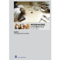 Step By Step Wig Making Books - Part 1 and 2