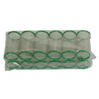 Metal Rollers (32mm) Green
