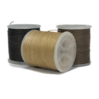Weaving Thread Linen Finish Blonde