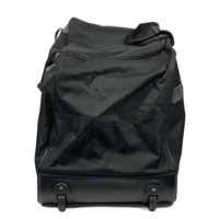 Large Black Roller Bag