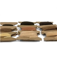Galloon - Flat 5mm Nylon in Blonde (10Mtrs)