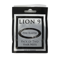 Hairnets (Day) Twin Pack-Black