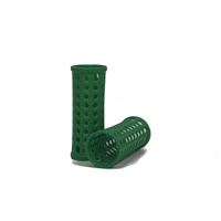 Green Plastic Rollers 25mm x10