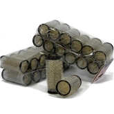 Metal Rollers (28mm) Black 10x 12pack