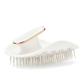 Manta White Hairbrush