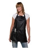 Leather Effect Apron