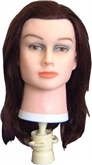 TH1120 Ladies Head (25-30cm Hair) inc Clamp