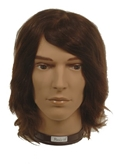 TH1155 Gents Training Head (20-25cm Hair)