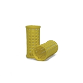Yellow Plastic Rollers 30mm x10